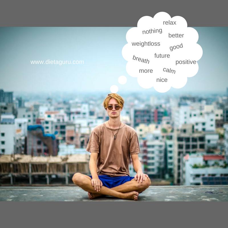 fogyókúrás meditáció)