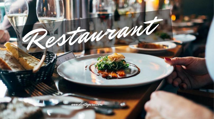 Legjobb fogyás éttermek Diétás ételek