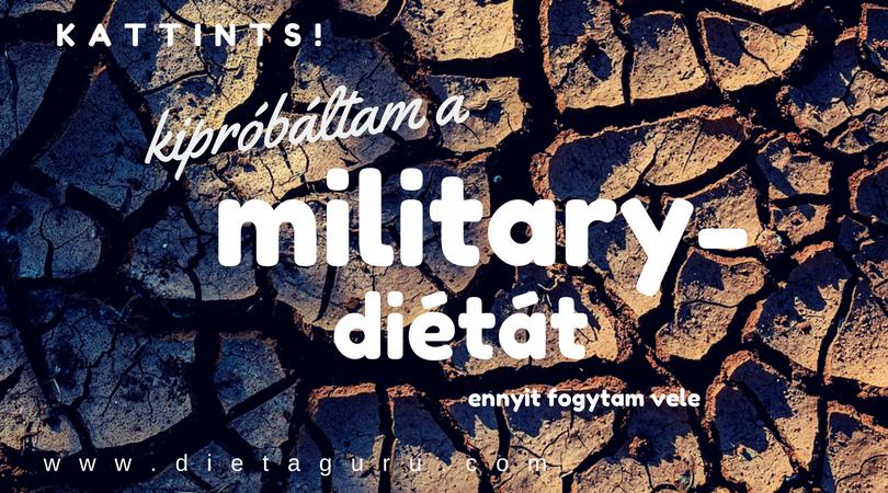 military-diéta